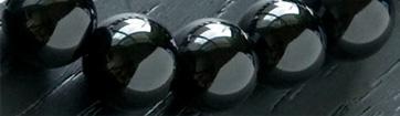 黒オニキス8mmの写真
